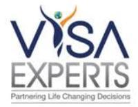 Visa experts India Contact Information