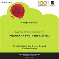 Kirloskar Brothers India Contact Information