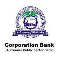 Corporation Bank India Contact Information