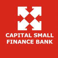 Capital Small Finance Contact Information, Toll Free Number, Head Office